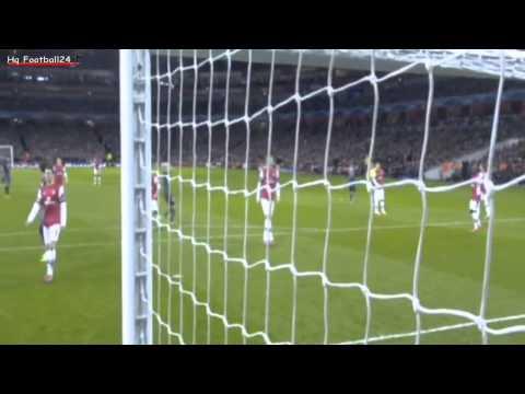 Szczęsny best Save of the year ~ Arsenal vs FC Bayern München
