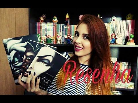 Resenha dos livros: A mais bela de todas, A fera em mim e Úrsula / Autora: Serena Valentino