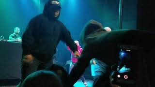 Action Bronson ft. The Alchemist - Terry (Live) at The Observatory 2019
