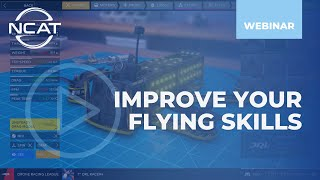 IMPROVE Your Flying Skills: DRL Simulator