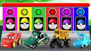 Disney Pixar Cars Surprise Egg Toys for Children Kinder surprise eggs Disney Cars - Lido TV