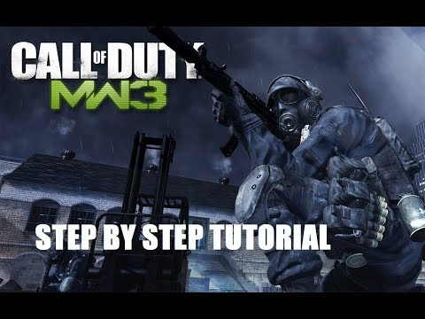 How to Play Call of Duty- Modern Warfare 3 Multiplayer *2018