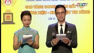 Sao vàng Doanh nhân Đất Việt – Thương hiệu, nhãn hiệu tin dùng – Lần VI – Năm 2018 (Đợt 1)