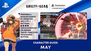 PlayStation Guilty Gear -Strive- Beginner's Guide - How to Play May | PS CC anuncio