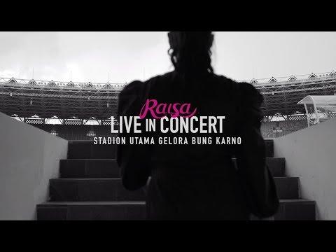Raisa Live in Concert: Stadion Utama Gelora Bung Karno - Official Teaser
