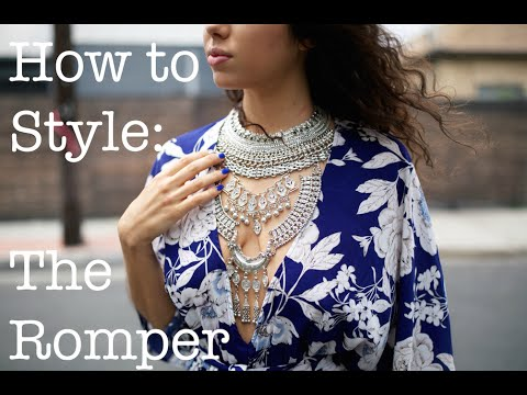 How to Style: The Romper | taylordini.com