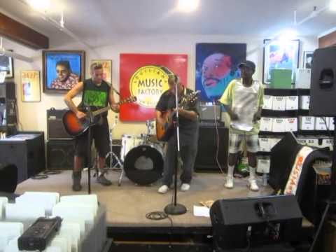 Ghost Jam Live at Louisiana Music Factory 8-9-2014