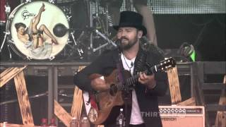 Zac Brown Band - Live From The Artists Den - 1. Jump Right In