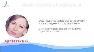 Agnieszka G. presentation