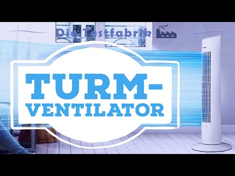 ❄️ Turmventilator Test (2019) – 🏆 Top 3 Säulenventilator im Test