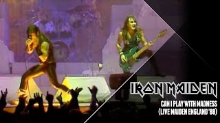 Can I Play With Madness - Live at Maiden England (1988)