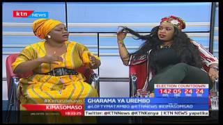 Kimasomaso: Gharama ya urembo na Mwanabiashara-Bridget Achieng' anasaidia wengine kuongeza nyonga p2