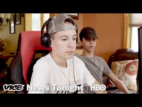 Fortnite Tutors & Brexit On Fire: VICE News Tonight Full Episode (HBO)