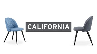 kibuc Silla California anuncio