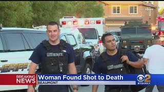 Body Found In Driveway Of Beaumont Home