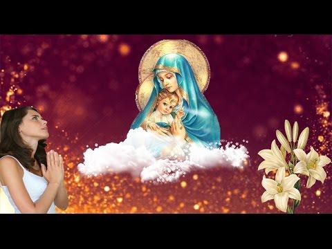 Божественно красивая песня-молитва к Пресвятой Богородице