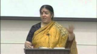 Vandana Shiva on Capitalism, Sustainability, and the Environment