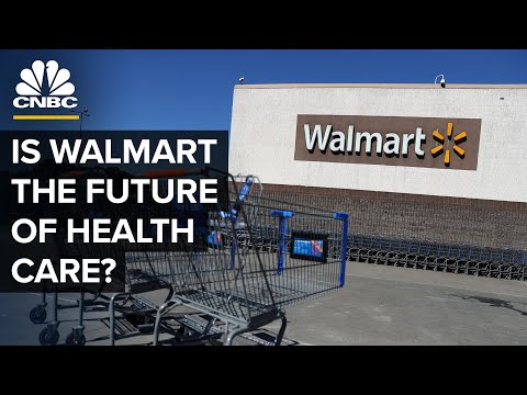 , title : 'Why Walmart Wants To Be Your Hospital Too