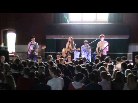 Battle of the Bands 2015 Winner - Young Ruin
