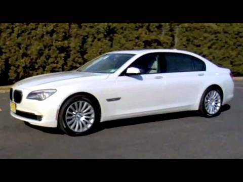 2009 Bmw 750li For Sale >> 2009 Bmw 750li Sedan Review Fldetours
