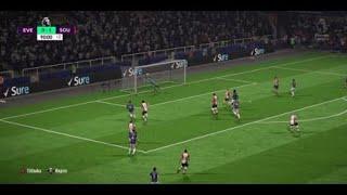 PREMIER LEAGUE HIGHLIGHTS AND GOALS EVERTON - SOUTHAMPTON FIFA 18