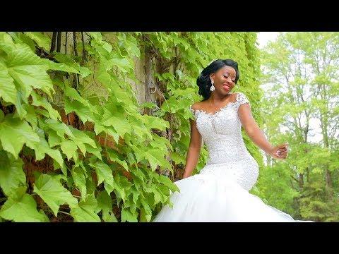 MOST CUTEST DRESS - DR.KWASI +ABBIE WEDDING TRAILER