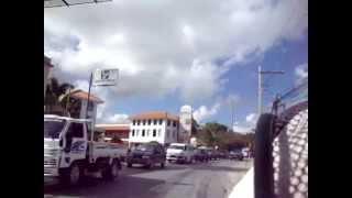 Punta Cana moto taxi ride