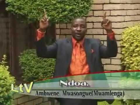 Ambwene Mwasongwe Ndoa Official Video