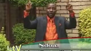 Ambwene Mwasongwe Ndoa Official Video