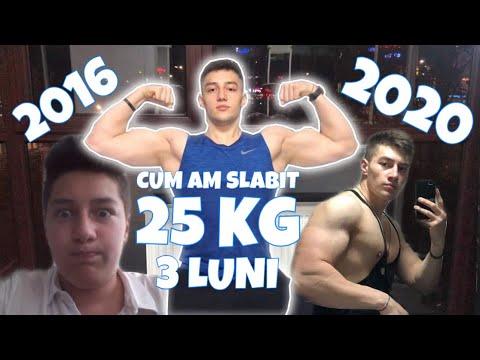 10 kilograme pierdere în greutate 1 săptămână