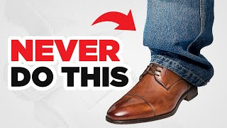 Wear Dress Shoes With Jeans & Look Amazing (5 Rules You MUST Follow)