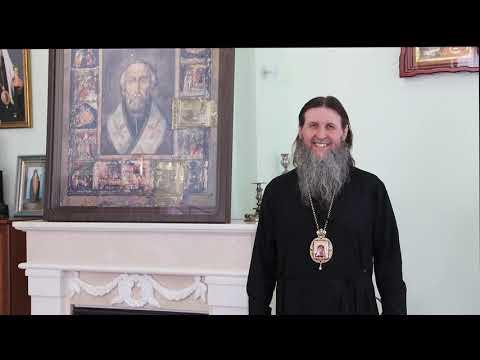 Митрополит Даниил о Николае Чудотворце