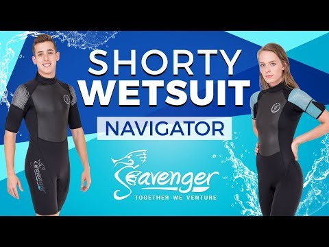 Seavenger Navigator 3mm Neoprene Shorty: Best Short Wetsuit 2018