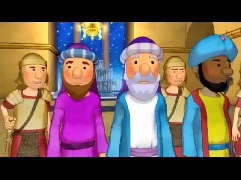 The Jesus Movie, Bible Story for Kids Animated Cartoon