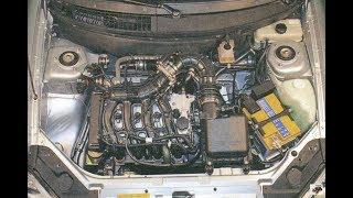 Ремонт двигателя приоры. (замена маслосъёмных колпачков и поршней без расточки блока)