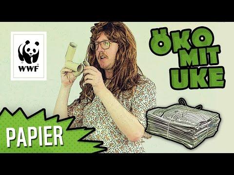 Umweltfreundliches Papier! Was ist Recyclingpapier? | WWF Deutschland