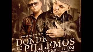 Farruko Ft D. OZI- Donde Te Pillemos Reggaeton Septiembre 2012