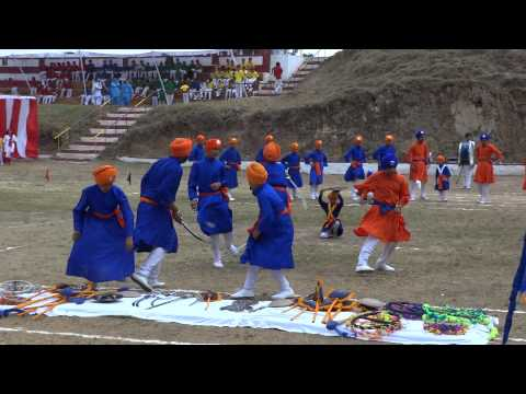 Gatka  by DPS Boys 2015