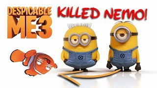Despicable Me 3 Everything You Missed