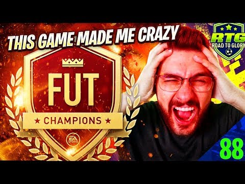 FIFA 20 THIS GAME MADE ME CRAZY in FUTCHAMPIONS !!!! EA PLEASE FIX THIS in ULTIMATE TEAM