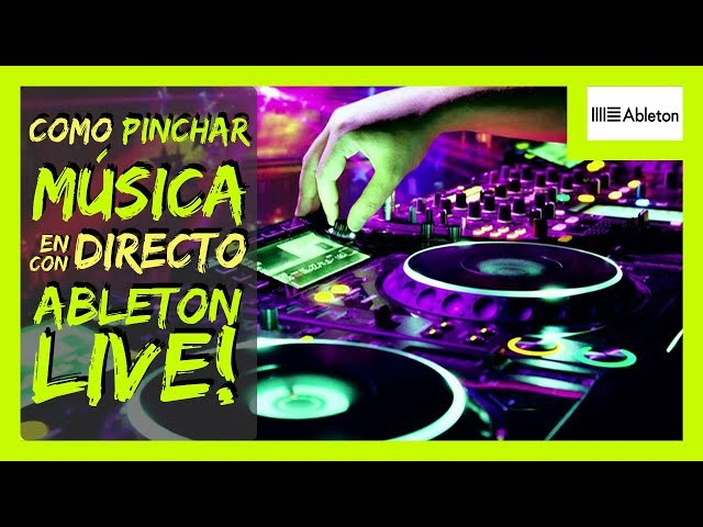 COMO PINCHAR MÚSICA EN DIRECTO CON ABLETON LIVE   Tutorial APC 20 + MPK mini