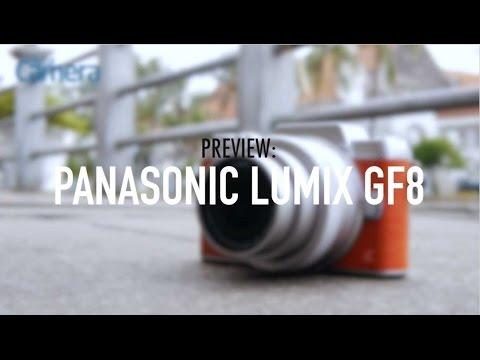 Preview Panasonic Lumix GF8