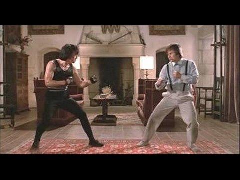 Jackie Chan vs Benny Urquidez