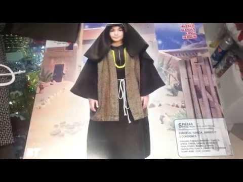 Disfraz hebreo san jose