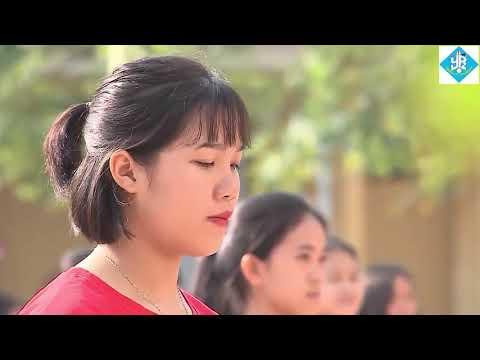 Dân vũ Cha Cha trường THPT Yên Phong số 2