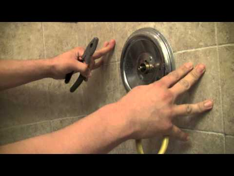 How to Repair a Moen Shower Faucet Step-by-Step