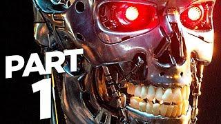 TERMINATOR RESISTANCE Walkthrough Gameplay Part 1 - INTRO (FULL GAME)