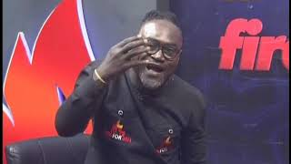 Commentary Position - Fire 4 Fire on Adom TV (18-7-19)