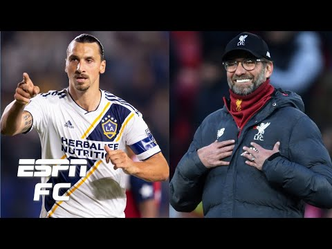 Zlatan Ibrahimovic could work for Jurgen Klopp and Liverpool short term – Craig Burley | ESPN FC