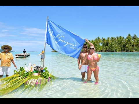 PAUL GAUGUIN cruise Tahiti | Bora Bora | Morea| Papetee | Huahine and more